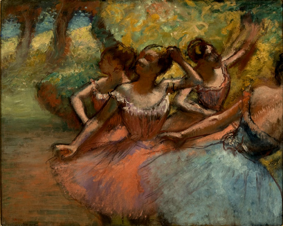 Pinterest Arts Paintings Degas