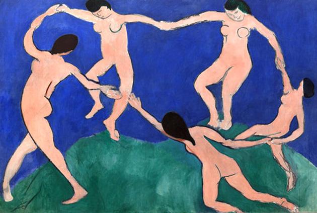 DANZA. Henri Matisse Henri-matisse-danza-museos-y-pinturas-juan-carlos-boveri