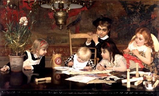 JAN VERHAS ( 1834-1896) Jan-verhas-el-joven-pintor-museos-y-pinturas-juan-carlos-boveri