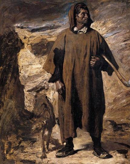 henri regnault-pastor montañés