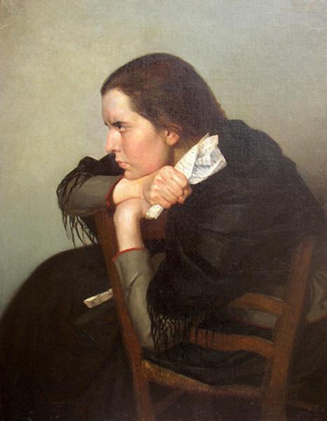 dmitri minaevixch-retrato de seraphima blonskaya