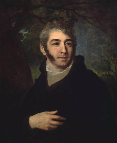 vladimir borovikovsky-retrato de un desconocido