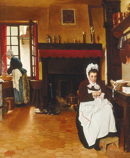 francoise bonvin-la cocina