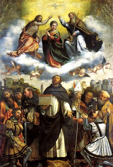 girolamo romani-retablo de santo domingo