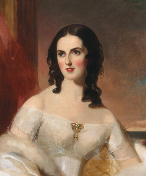 thomas sully-guilelmina pickett