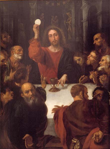 juan ribalta-santa cena