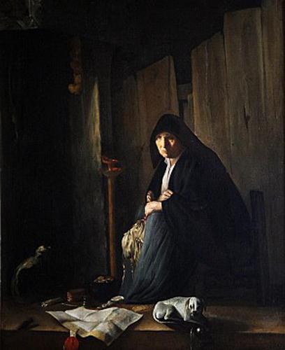 paulus bor-alegoría de la avaricia