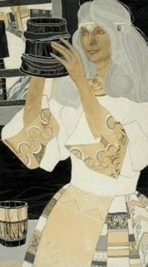 yufa bride-novia pohjola