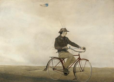 andrew wyeth-joven américa