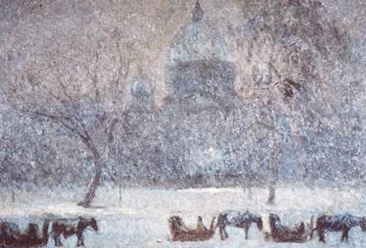maurice cullen-catedral de saint james