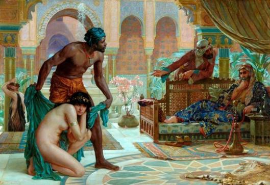 ernest norman-el proyecto amargo de la esclavitud