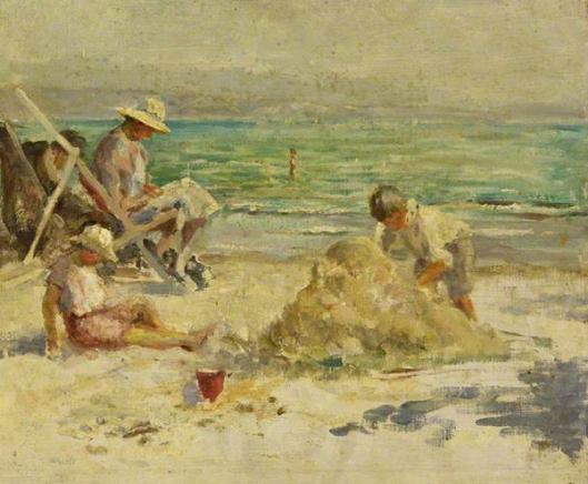 constance oliver-en la costa