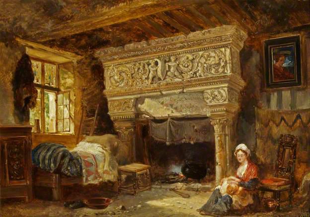 william kjames müller-un interior francés