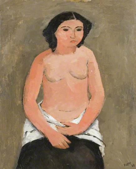 william scott-bretona desnuda