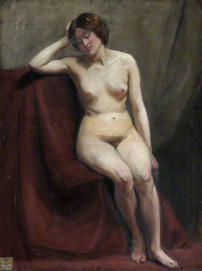 andrew archer gamley-mujer desnuda