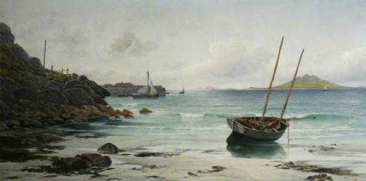 david james-isla de scilly