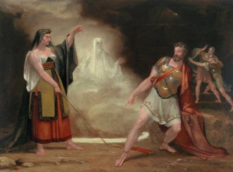 washington aliston-saúl y la bruja de endor
