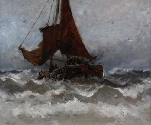 stephen salisbury tuckerman-nave en el mar