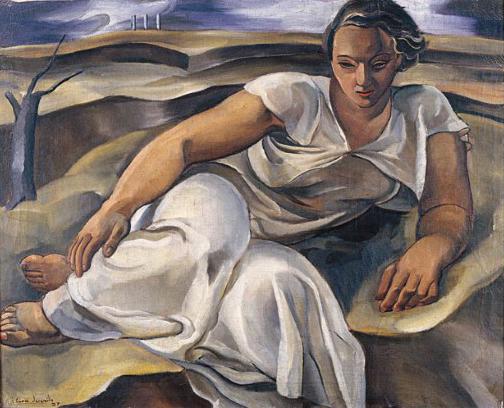 ignacio gómez jaramillo-dama del vestido blanco