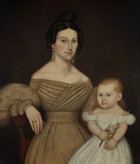 orlando hand beras-madre e hija