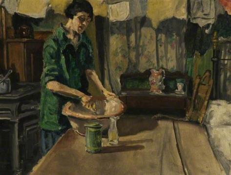albert edward turpin-cocina-comedor