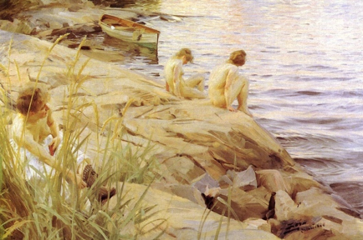 anders zorn-aire libre