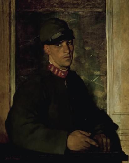glyn philpot-soldado italiano nº 1