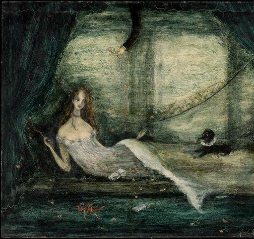 carol blanchard-noche en un coche pullman