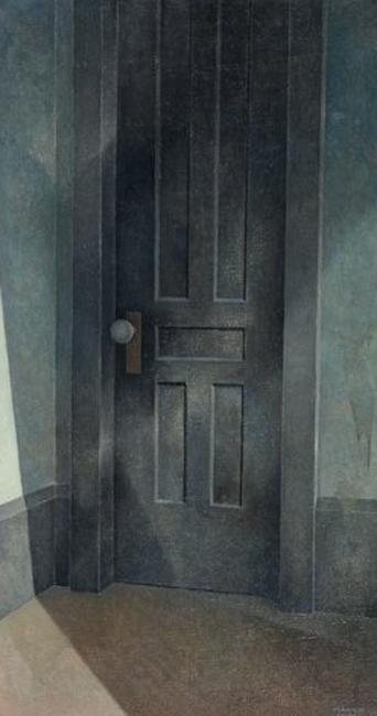 marvin cone-la puerta negra