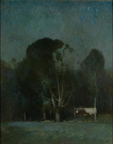 emil carlsen-noche